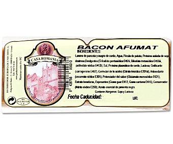 Dunarea Bacon ahumado 500 Gramos