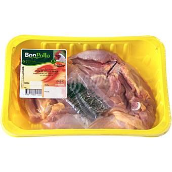 BONPOLLO Muslos de pollo para brasa bandeja 600 g peso aproximado Bandeja 600 g