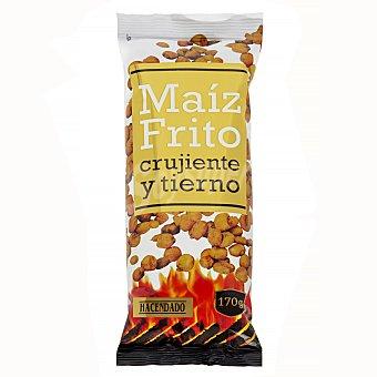 Hacendado Maíz frito crujiente Paquete 170 g