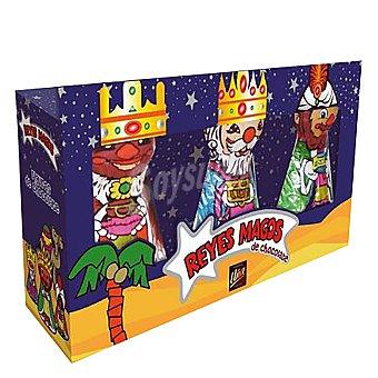 Lacasa Figura chocolate reyes magos Caja 90g