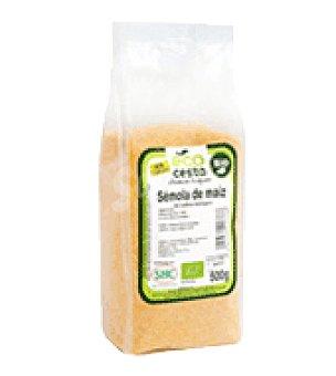Ecocesta Semola de maiz bio 500 g
