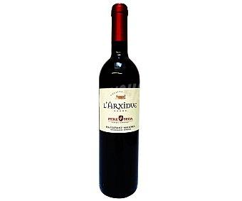 PERE SEDA L´ARXIDUC Vino tinto con denominación de origen Mallorca Botella de 75 cl