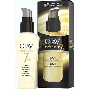 Olay Total Effects 7 en 1 serúm suavizante instantáneo  tubo 50 ml