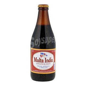 Malta India Extracto de malta 355 ml