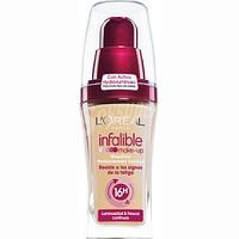 MAQUILLAJE Infalible 'oreal Pack 1 unid