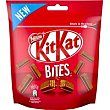 Barritas Bites de chocolate 104 g Kit Kat Nestlé