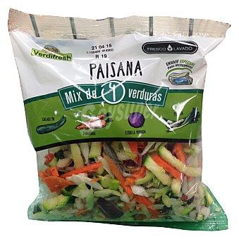Verdifresh Verdura sopa campesina (fresca) Paquete de 400 g