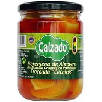 Calzado Berenjena cachito Tarro 220 g