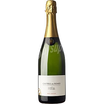 CASTELL DEL REMEI Cava brut nature botella 75 cl Botella 75 cl
