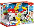 Moto infantil preescolar interactiva con actividades, Mi primera moto baby  Clementoni baby