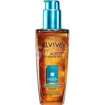 L'Oréal Elvive Aceite Extraordinario Nutrición de verano con 6 aceites de flores preciosas spray 100 ml Spray 100 ml