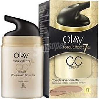 OLAY Total Effects CC Cream medio Tarro 50 ml