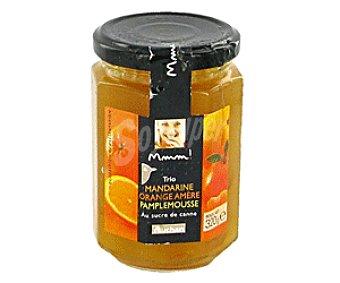Mmm Auchan Confitura de Cítricos (naranja amarga/mandarina/pomelo) 320 Gramos