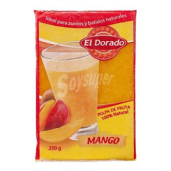 El Dorado Pulpa de mango 250 g