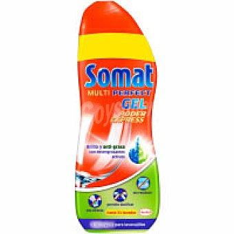 Somat Lavavajillas máquina gel antigrasa Bolsa 26 dosis + 20%
