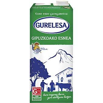 Gurelesa Leche Semidesnatada Brik 1 litro