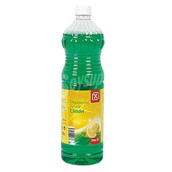 DIA Limpiador fregasuelos aroma limón Botella 1.5 lt