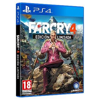 PS4 Videojuego Far Cry 4 Limited Edition 1 Unidad