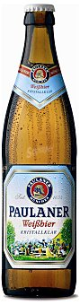 Paulaner Cerveza Klistarllklar 50 cl