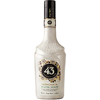 Licor Cuarenta y Tres Licor orochata Botella 70 l