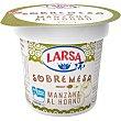 yogur sabor manzana al horno envase 125 g envase 125 g Larsa