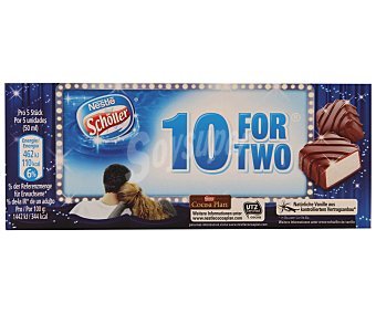 Nestlé Bombones helados de vainilla 1 unidades de 10 mililitros