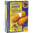Pimiento jalapeño relleno de queso crema Estuche 275 g Don Pancho