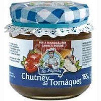 La Fageda Mermelada de chutney tomaquet Frasco 165 g