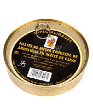 Rey de Oros Filete de melva canutera aceite de oliva 200 g