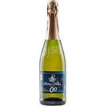 Val do traba Sidra espumosa sin alcohol Botella 75 cl