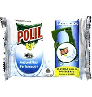Polil Raid Antipolilla gancho colonia 2 unidades