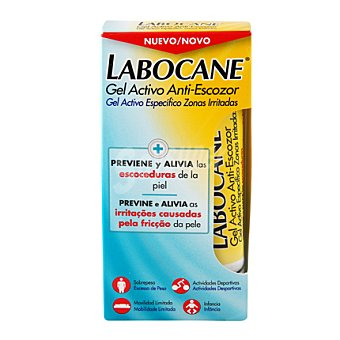 LABOCANE Gel Activo Anti-Escozor 30 g