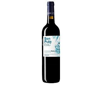 Sonpuig Vino tinto con indicación geográfica protegida Vino de la Tierra de Mallorca estiu Botella de 75 cl