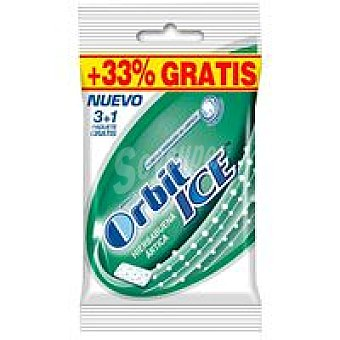 Orbit Chicle De Hierbabuena Ice pack3