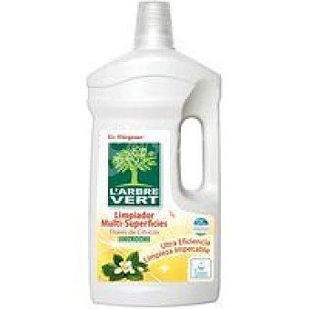 L'ARBRE VERT Limpiador conc. floral ecológico l'arbre Botella 1.250 ml