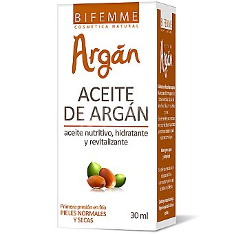 Bifemme aceite de Argán puro envase 250 ml