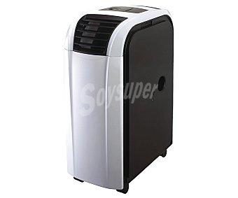 Qilive Aire acondicionado portátil clase energética A, 3.000 frigorías, 3 velocidades Q.6452