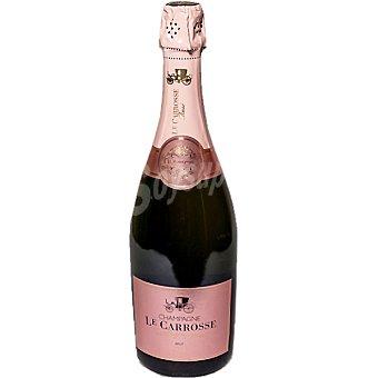 LE CARROSSE Champagne brut rosé magnum 1,5 l 1,5 l