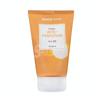 Deliplus Crema manos antimanchas fps 20 Tubo 125 ml