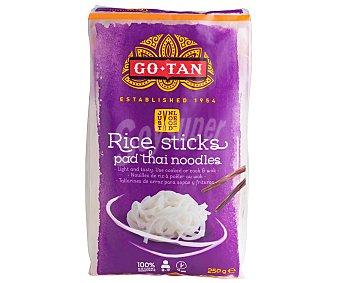 Go-tan Tallarines de arroz especiales para sopas y frituras 250 g