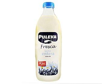 PULEVA Leche fresca entera botella 15 l