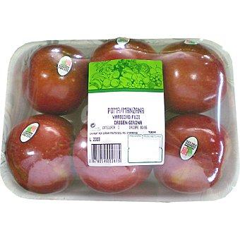 Manzanas Fuji de Girona Bandeja 1,3 kg peso aproximado