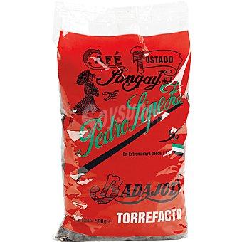 SANGAY Café torrefacto en grano Paquete 500 g