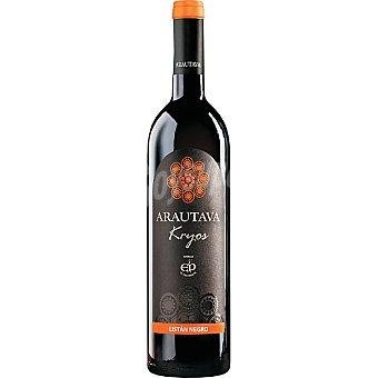 ARAUTAVA Kryos Vino tinto maceración carbónica D.O. Valle de la Orotava botella 75 cl Botella 75 cl