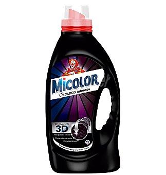 Micolor Detergente gel negro magico 22 cacitos