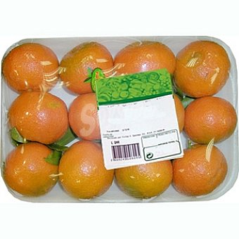 Mandarinas peso aproximado Bandeja 1 kg