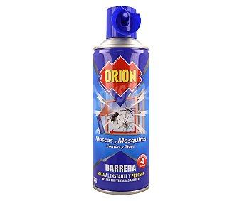 Orion Protect insecticida volador Efecto Barrera eficaz con las ventanas abiertas Spray 400 ml