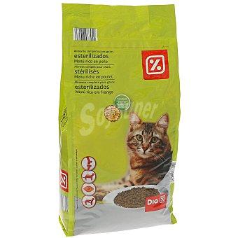 AS Alimento para gatos esterilizados Bolsa 1,5 kg