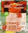 Jamon cocido braseado lonchas Paquete 200 g Noel