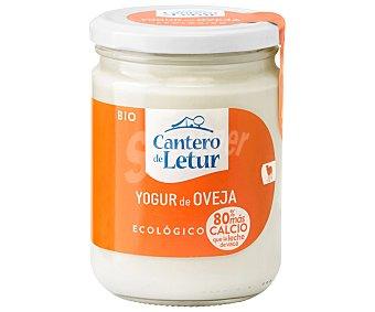 CANTERO DE LETUR Yogur de oveja, Ecológico,, 420 garmos
